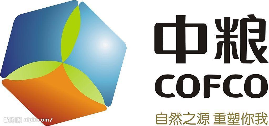 中粮logo矢量图
