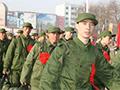 解放军妙语征兵 俄媒称中国可动员2亿士兵