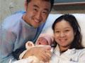 33岁李娜顺利产女 晒小脚照公布英文名