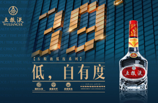 中国高端低度白酒创领者