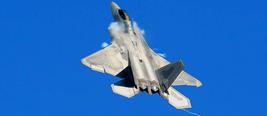 美高官称1架F-22可打爆中国30架歼-11