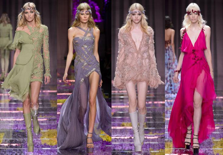 Atelier Versace专场秀