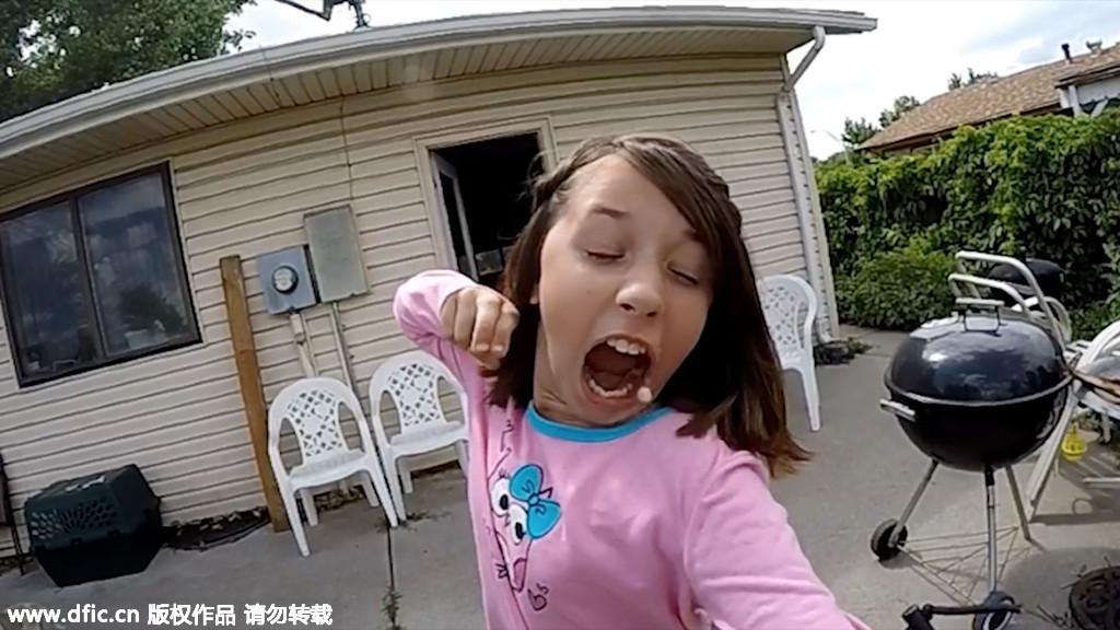 美国11岁弓弩用女孩拔牙_资讯频道_凤凰网我一个和女生日本txt图片