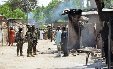 村庄惨案:由于通讯信号差,军方赶到时已经晚了