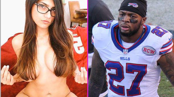 米娅-哈莉法 21岁性感女星遭NFL球员骚扰 公开聊天纪录(图)