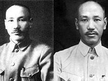 蒋介石替身:宋美龄亦无法辨别