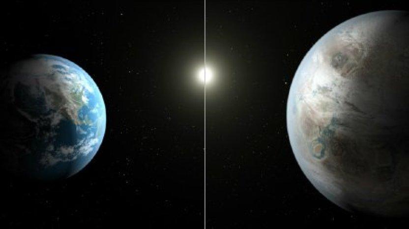 "NASA宣布发现第二个""地球""或存在液态水和生命 - 纽约文摘 - 纽约文摘"