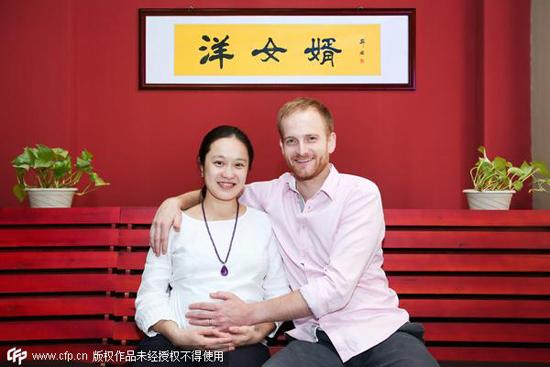 三个洋女婿:爱中国女孩不需要理由