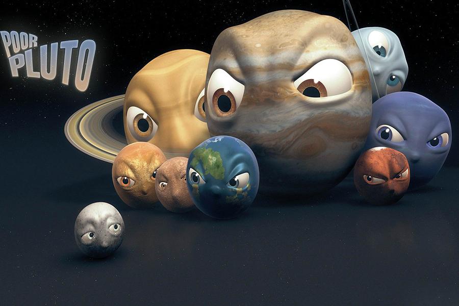 发现者迈克尔·布朗甚至打赌说如果阋神星比冥王星小,他会把望远镜图片