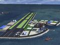 曝中国浮动机场 面积相当于数艘大型航母