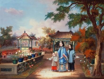 中国人口老龄化_18世纪中国人口