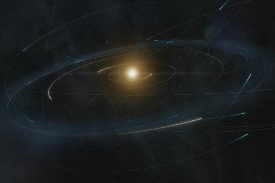 """国家天文联合会显然也无意为当年的""""莽撞""""之举埋单。而根据国际天文学联合会2006年通过的决议,一个天体要成为行星必须满足三个条件:位于围绕太阳的轨道上;质量足够大,以达到近似球形;自身有足够的引力,以清空其轨道附近区域的天体。"""