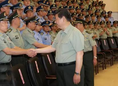 习近平视察第16集团军有针对性 引国内外关注