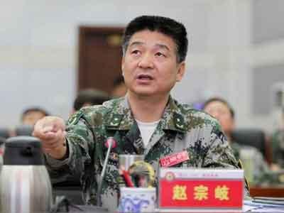 揭解放军最年轻上将 与习近平共事多年