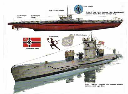 二战德国潜艇用何特殊方式反鱼雷