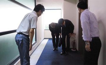 """""""中国人在日本被司机拒载"""
