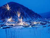 疯狂亚布力:感受亚洲最大滑雪场