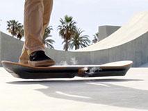 梦想照进现实:感受磁悬浮滑板