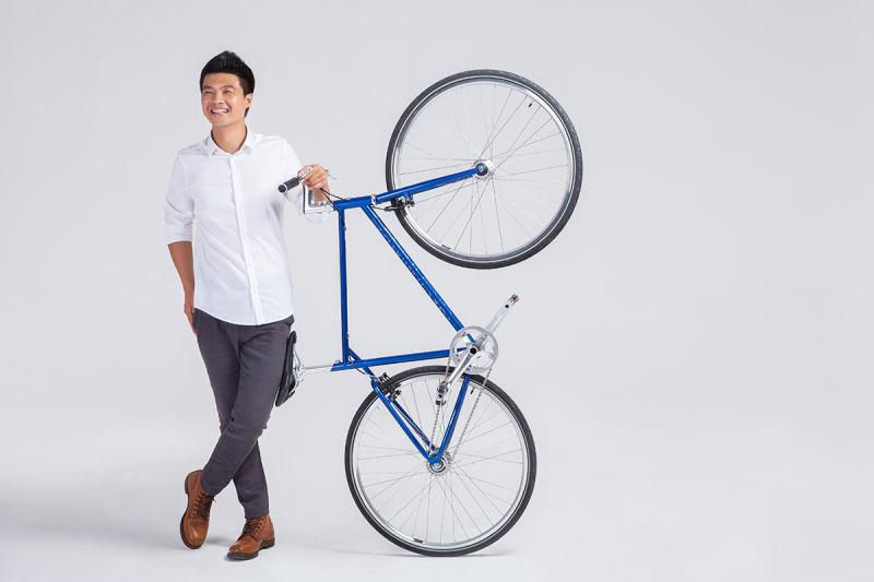 创业记微电影:用自行车感知你的城市
