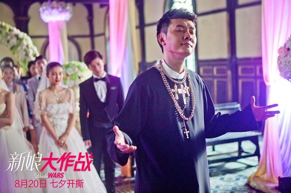 传倪妮和冯绍峰复合 是真事还是为了炒作新片?