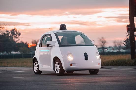 谷歌无人驾驶汽车将首次在加州以外区域进行测试高清图片