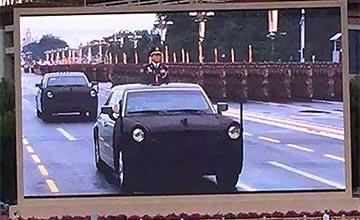 9月3日大阅兵习主席会坐哪款检阅车?