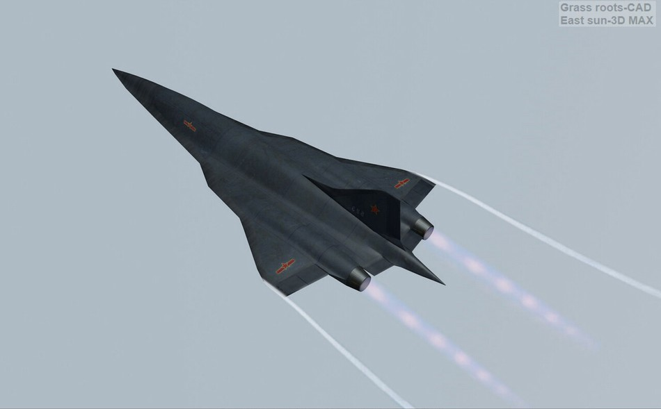 中国高超音速飞机试飞成功