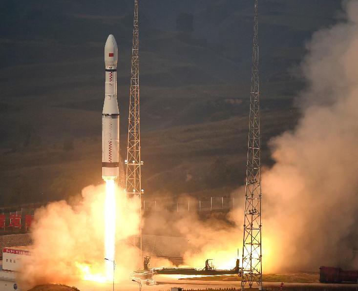 独家:中国一箭20星技术优于美俄 独步亚洲 - hubao.an - hubao.an的博客