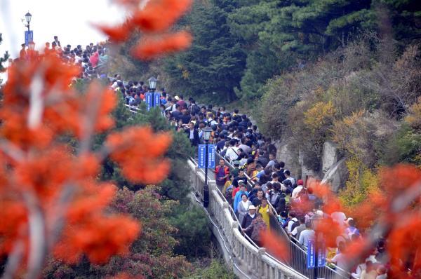 国庆黄金周各省份旅游收入公布_山东392亿居首