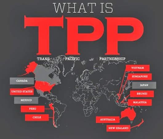 财知道301期:中国要比TPP更TPP