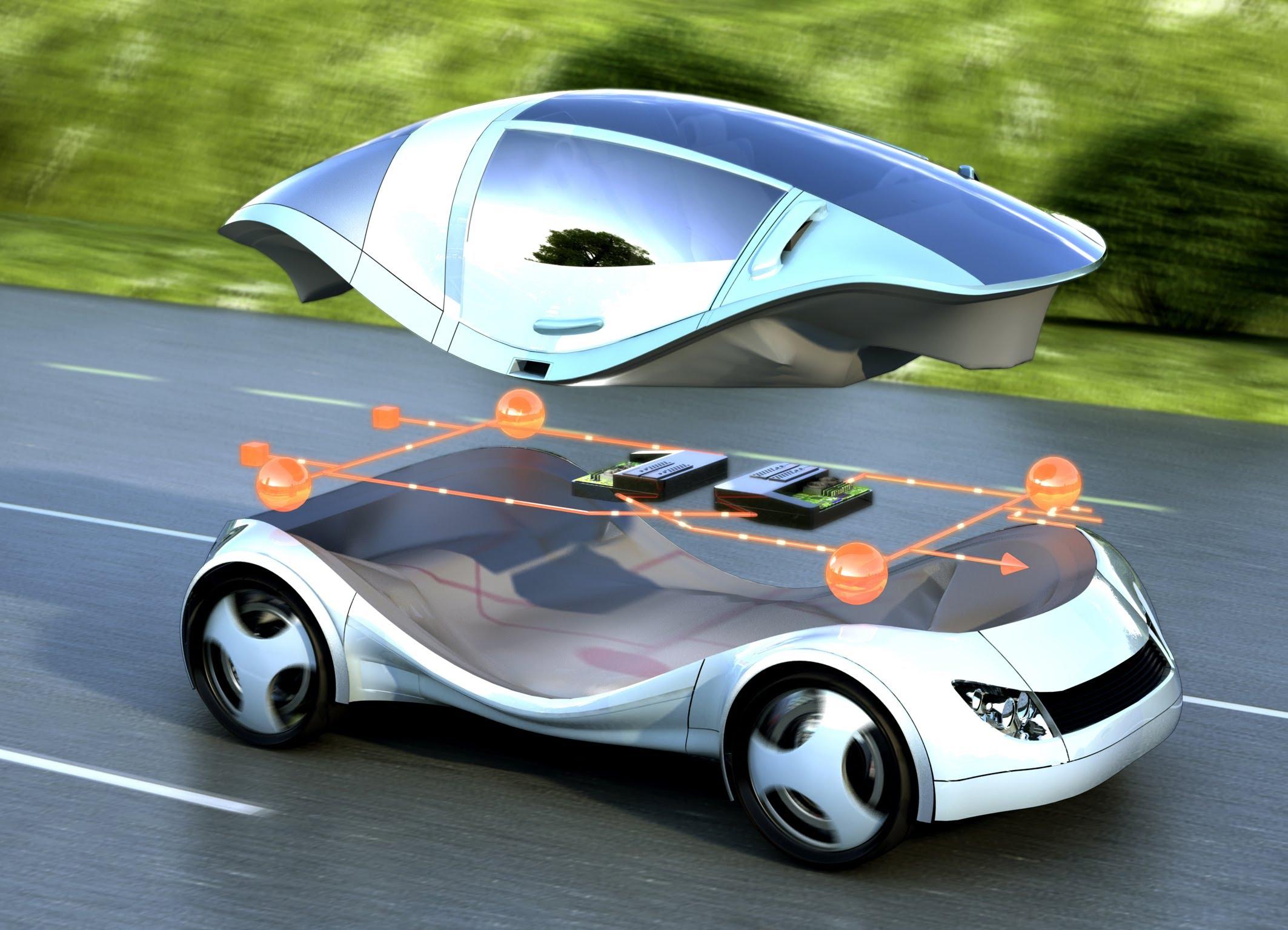 福特汽车正在中国市场押注新一代的智能汽车.福特相信新高清图片