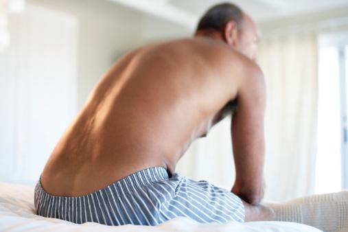 男人没有晨勃是病吗图片