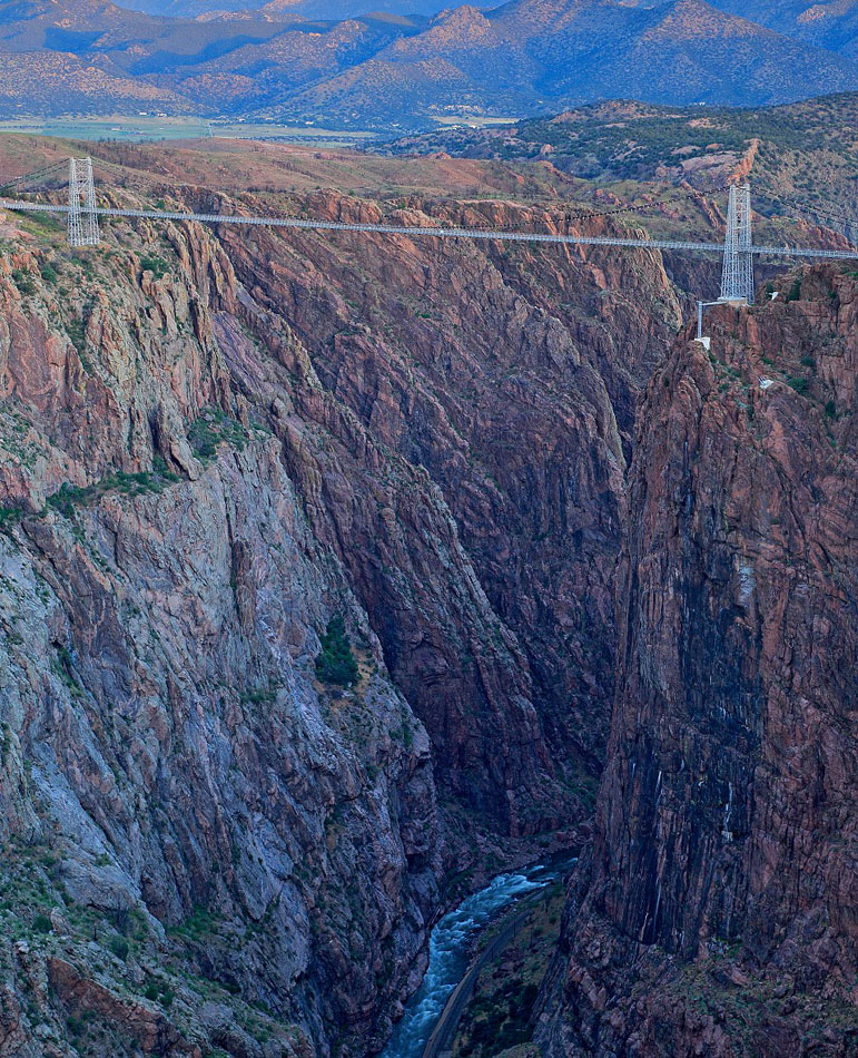 盘点全球最让人胆颤心惊的桥梁 - 雷石梦 - 雷石梦