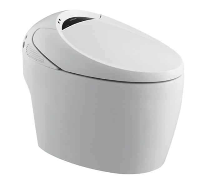 智能马桶ab13020,产品内部各电子元件均选用国外进口