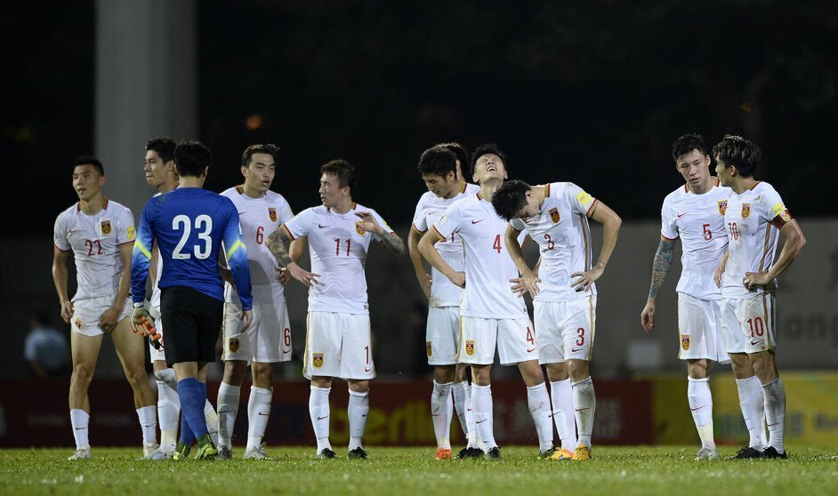 独家评论 中国足球就是一个玩笑,千万别当真