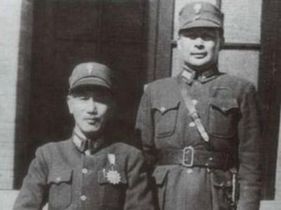 """蒋介石曾为何事要胡宗南当蒋的面""""自杀成仁"""""""