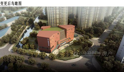 青岛地产  原标题:新规划:市北要建文化展示中心位于新都心规划1.