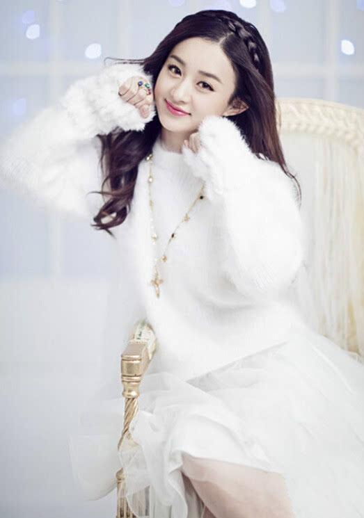 网曝赵丽颖出演诛仙《青云志》女主碧瑶 搭档李易峰图片
