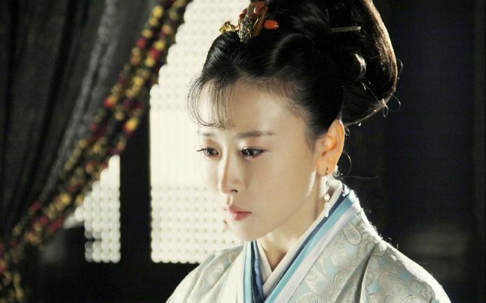 [明星爆料]她被葛优倾心,比林志玲更嗲,也是《芈月传》最美女星