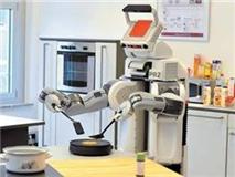 机器人保姆:端茶倒水会做饭