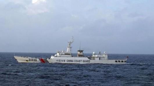 日媒:日本将出动军舰驱离钓鱼岛海域中方海警船