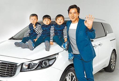 [明星爆料]韩国三胞胎1年半接11支广告 卷款1.6亿4岁隐退