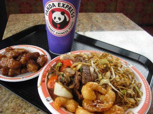 左宗棠鸡、加州牛肉面、熊猫中餐…美式蛤蜊是快餐汤放些什么好吃图片