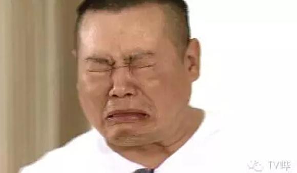吃货泡妞哭鼻子,小岳岳表情一个行走的就是父亲节音表情包可爱抖图片