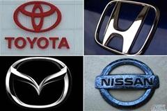日本车系在中国销售来势凶猛