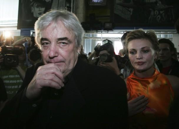 [明星爆料]苏菲玛索前夫因癌去世 终年75岁