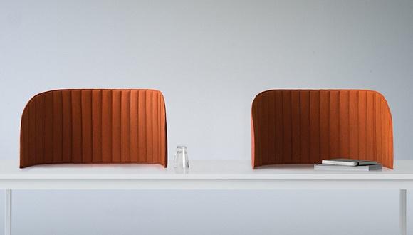 现在流行将北欧家具设计得安静一点