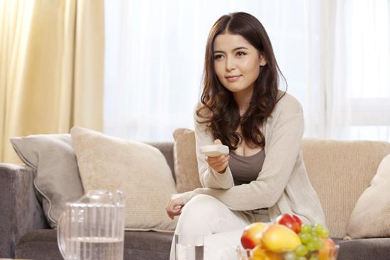 老公不在家时女人最爱做这5件事