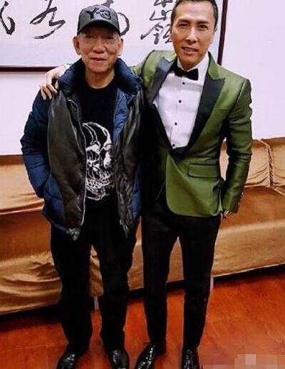 [明星爆料]甄子丹与袁和平的伯乐故事:黄金搭档三十年