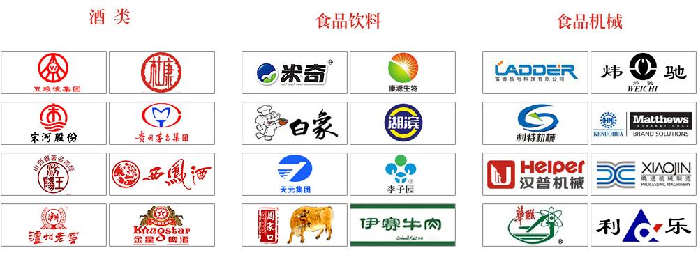 2016郑州糖酒会参展企业